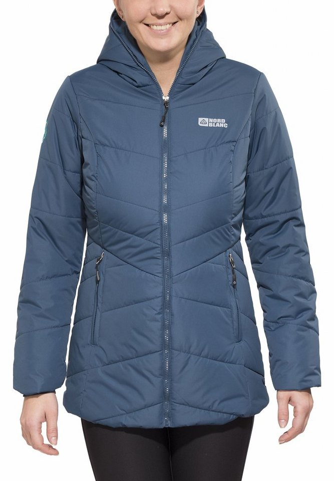 Nord Blanc Outdoorjacke »Stormbound Padded Parka Women« in blau