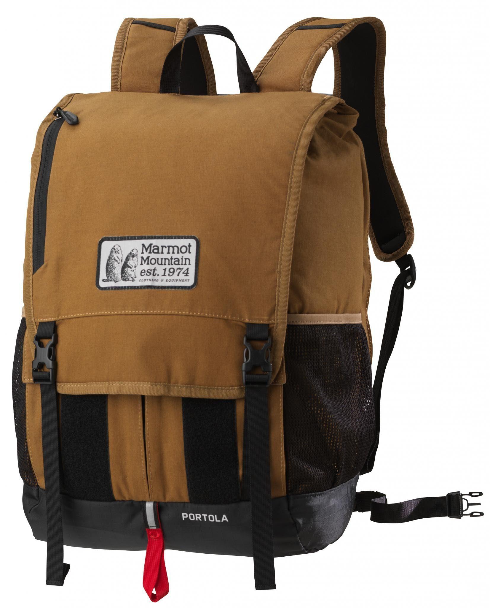Marmot Sport- und Freizeittasche »Portola Canvas 29L Backpack«