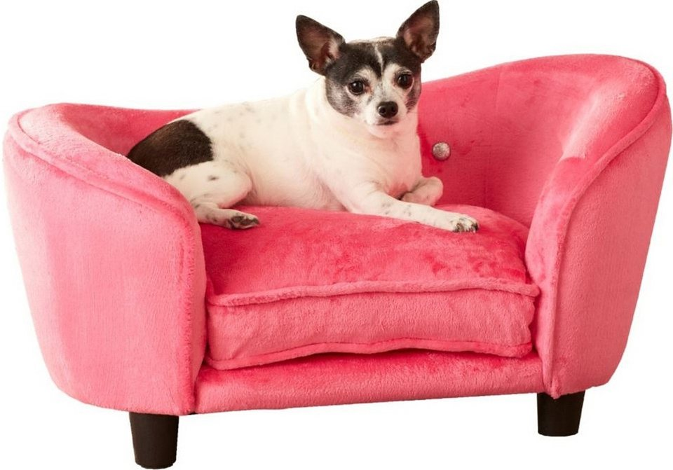 Home affaire Hundebett in 3 Designs in pink