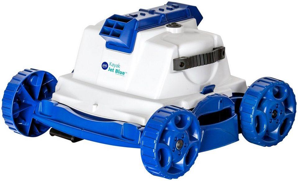 Bodenreiniger »Kajak Jet Blue« in weiß