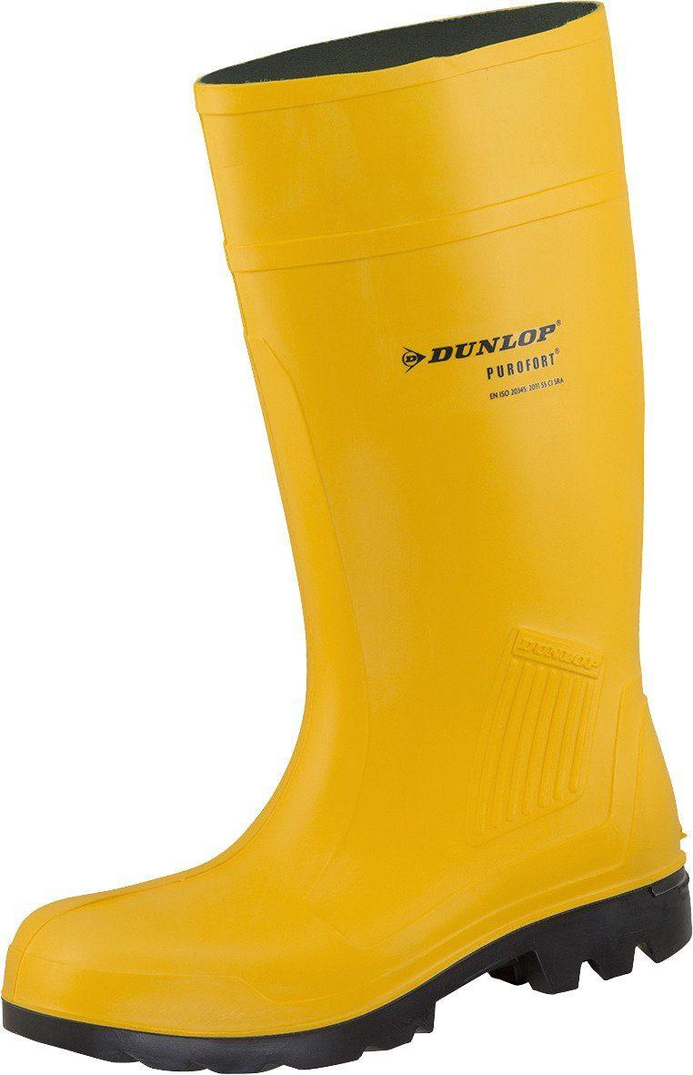 Dunlop Gummistiefel online kaufen  gelb