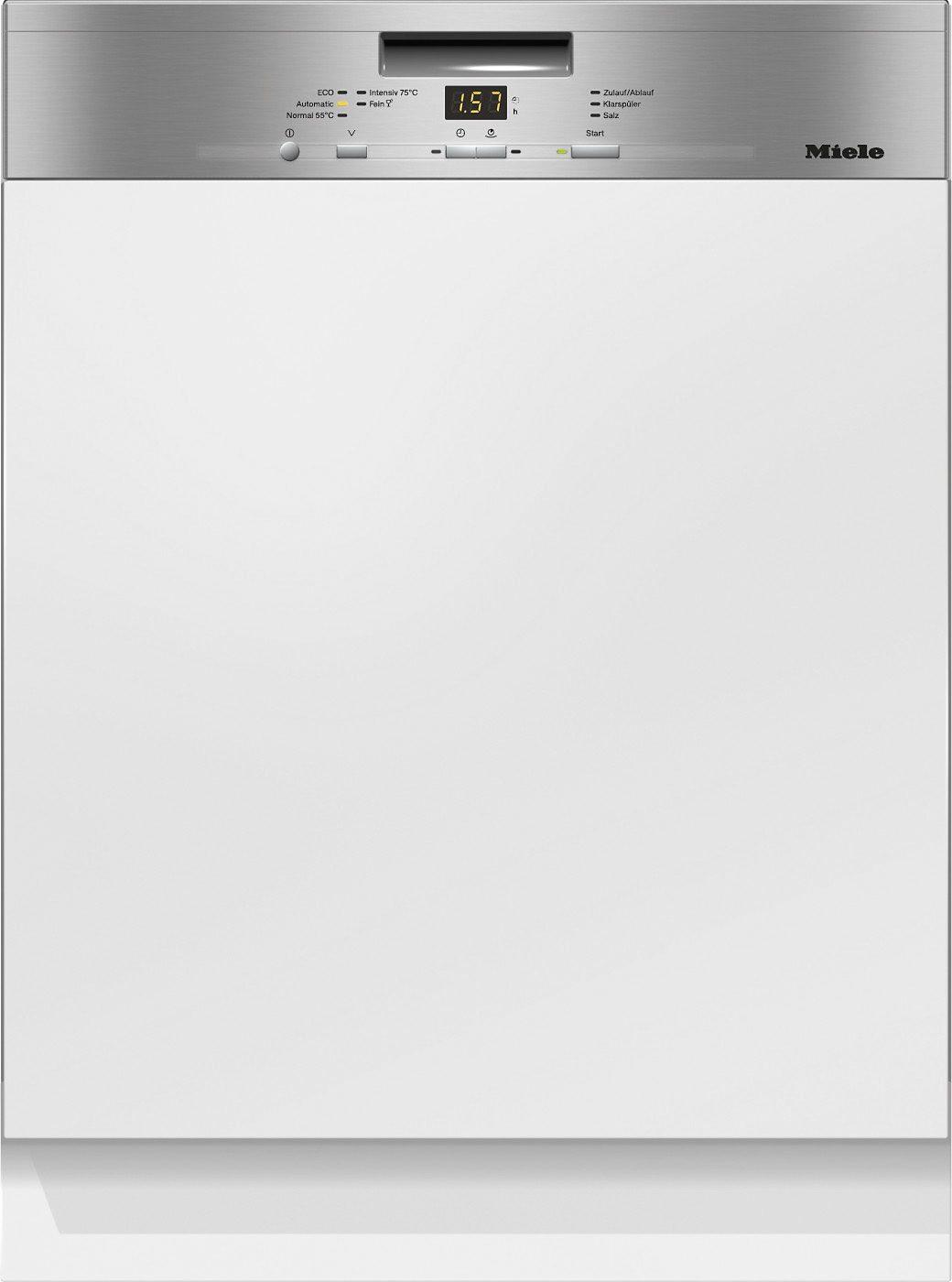 MIELE Teilintegrierbarer Geschirrspüler G 4925 SCI XXL, A++, 9,9 Liter, 14 Maßgedecke