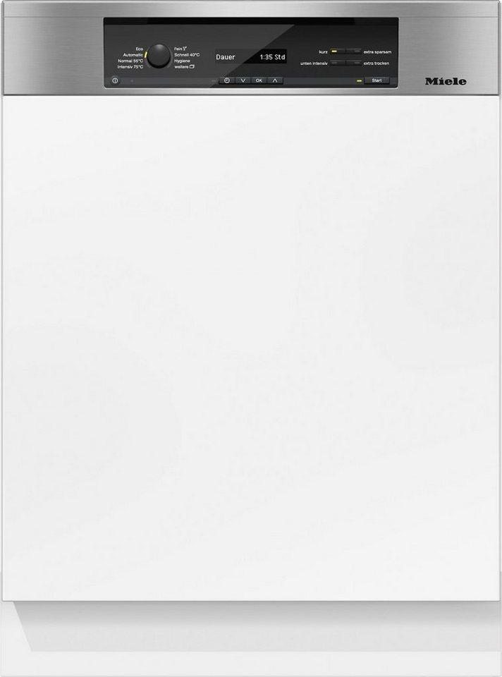 Miele integrierbarer Einbau-Geschirrspüler G 6705 SCi XXL, A+++, 9,7 Liter, 14 Maßgedecke