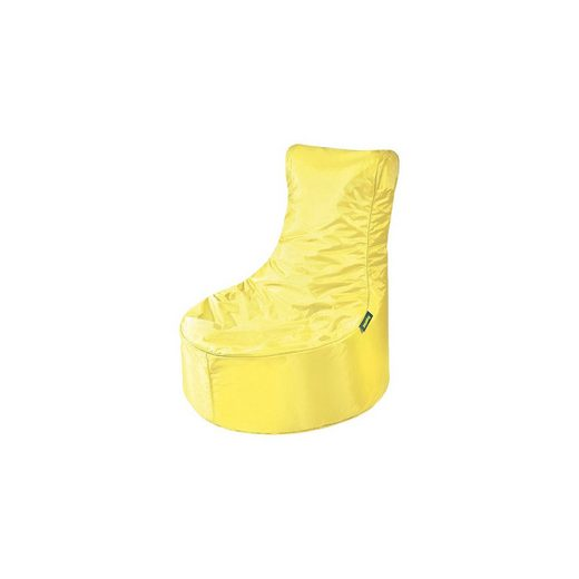 Sitzsack Seat, Oxford, gelb
