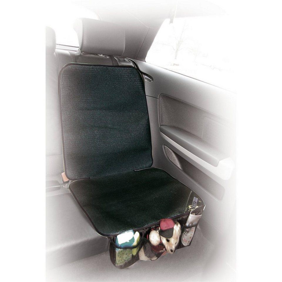 Kaufmann Sitzunterlage für Kindersitze in mehrfarbig