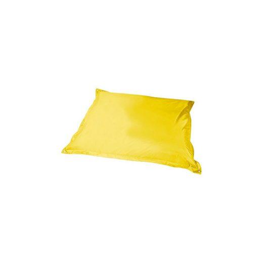 Sitzsack Classic 170 x 140 cm, Oxford, gelb