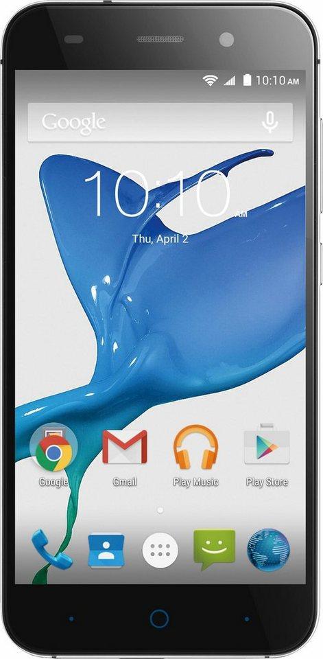 ZTE Blade L6 Smartphone, 12,7 cm (5 Zoll) Display, Android 5.1 Lollipop, 8,0 Megapixel in grau
