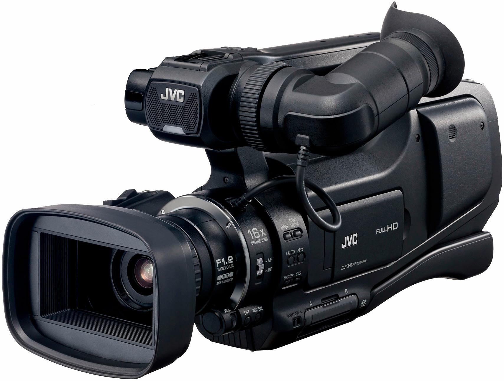 JVC GY-HM70E 1080p (Full HD) Camcorder