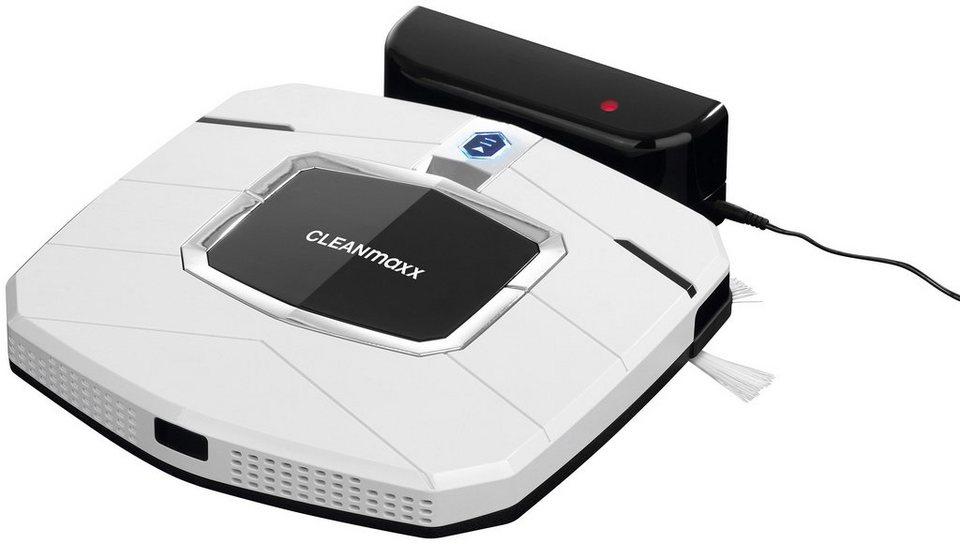 Saugroboter »cleanmaxx Slim Design« in weiß