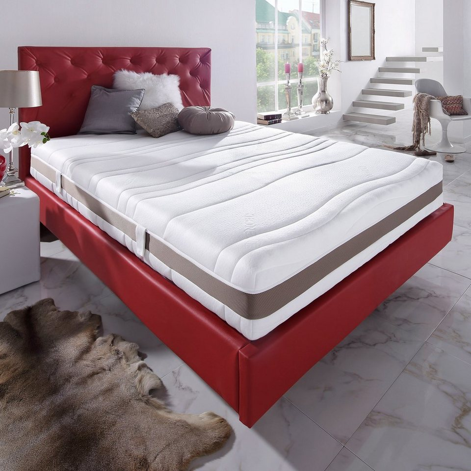 komfortschaummatratze gold line komfort s f a n frankenstolz 20 cm hoch raumgewicht 30. Black Bedroom Furniture Sets. Home Design Ideas