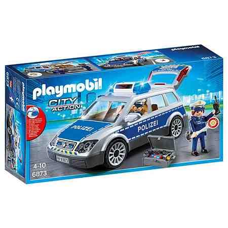 Playmobil® Polizei-Einsatzwagen (6873), »City Action«