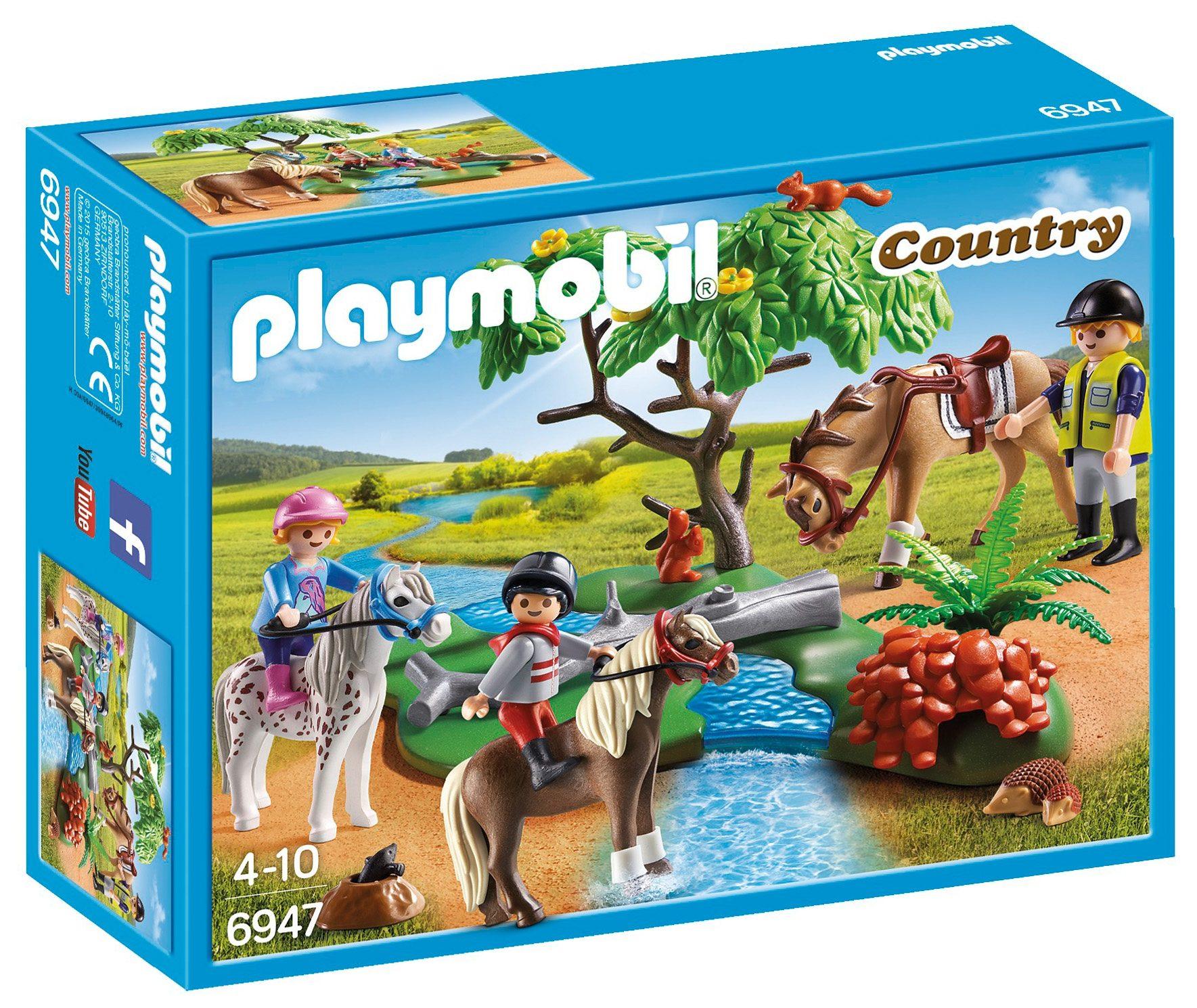 Playmobil® Fröhlicher Ausritt (6947), »Country«