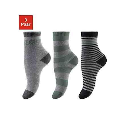 Socken (3 Paar)