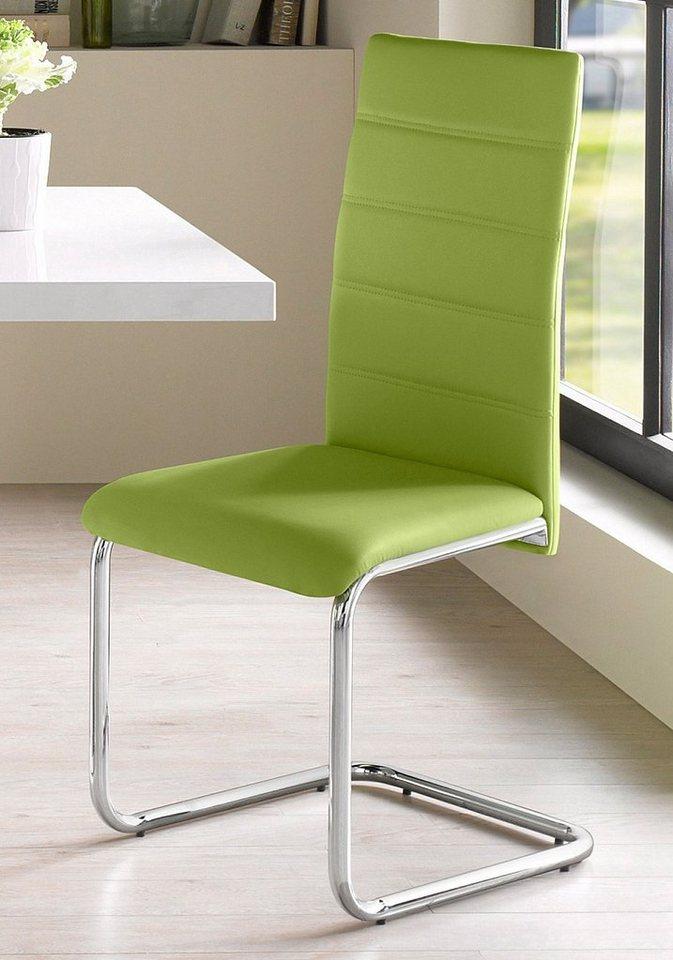schwingstuhl freischwinger online kaufen otto. Black Bedroom Furniture Sets. Home Design Ideas