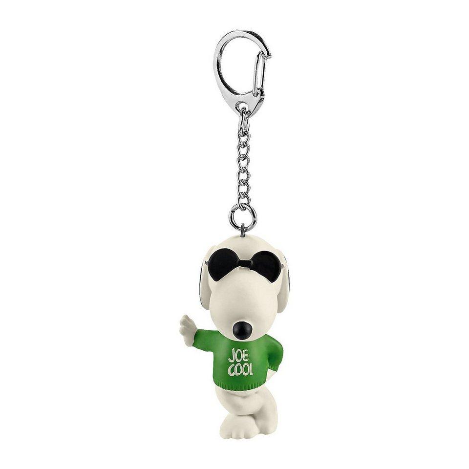 Schleich 22036 Peanuts: Schlüsselanhänger Joe Cool