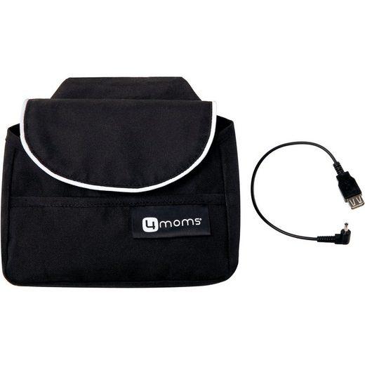4moms Handytasche mit Handy-Ladekabel für origami (USB-Port)