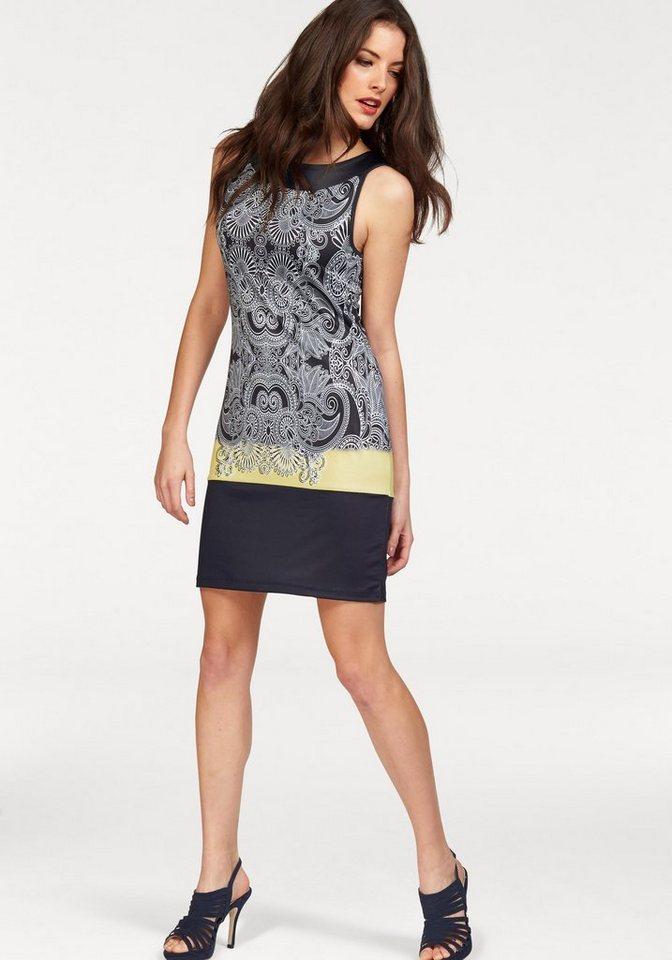 Vivance Jerseykleid in trendstarken Farben kaufen   OTTO 34f8bffe59