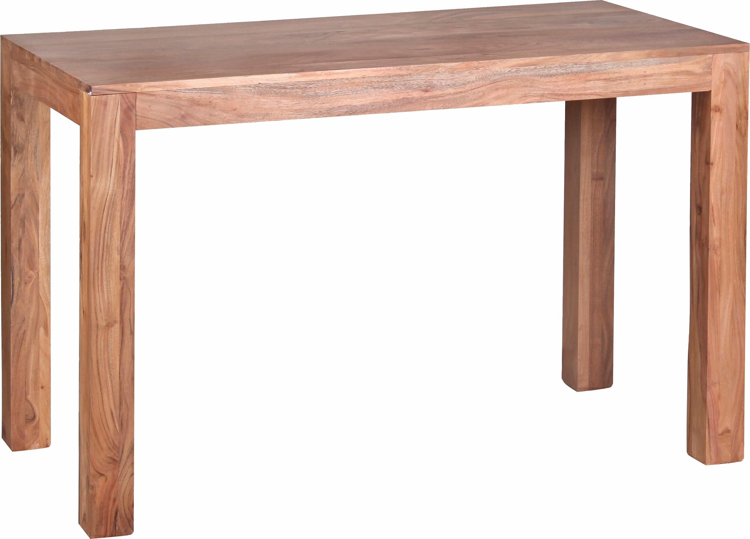Home affaire Esstisch »Chandan« 120 cm breit, aus massivem Akazienholz