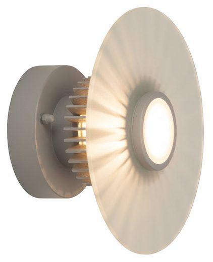 Brilliant Leuchten LED Außen-Wandleuchte »MATHIS«, 1-flammig