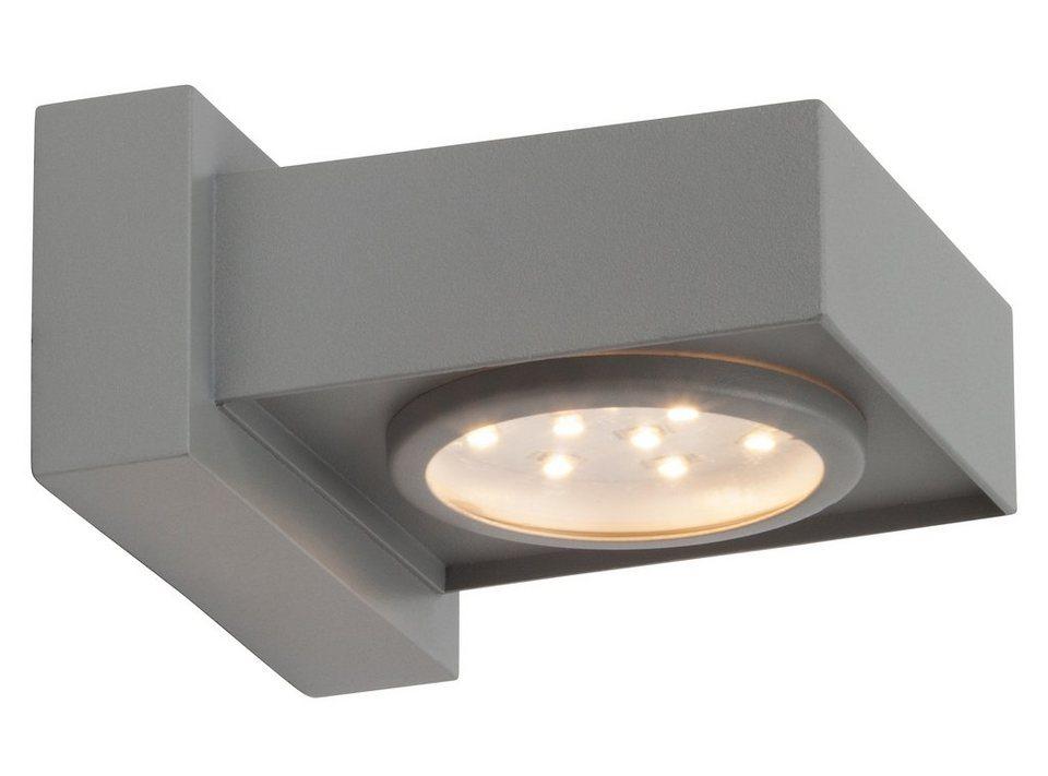 brilliant leuchten led au enleuchte wandleuchte 1flg. Black Bedroom Furniture Sets. Home Design Ideas