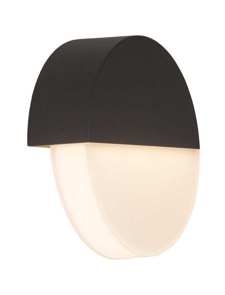 Brilliant Leuchten LED Außenleuchte, Wandleuchte, 1flg., »ZEN« in Aluminium, anthrazit