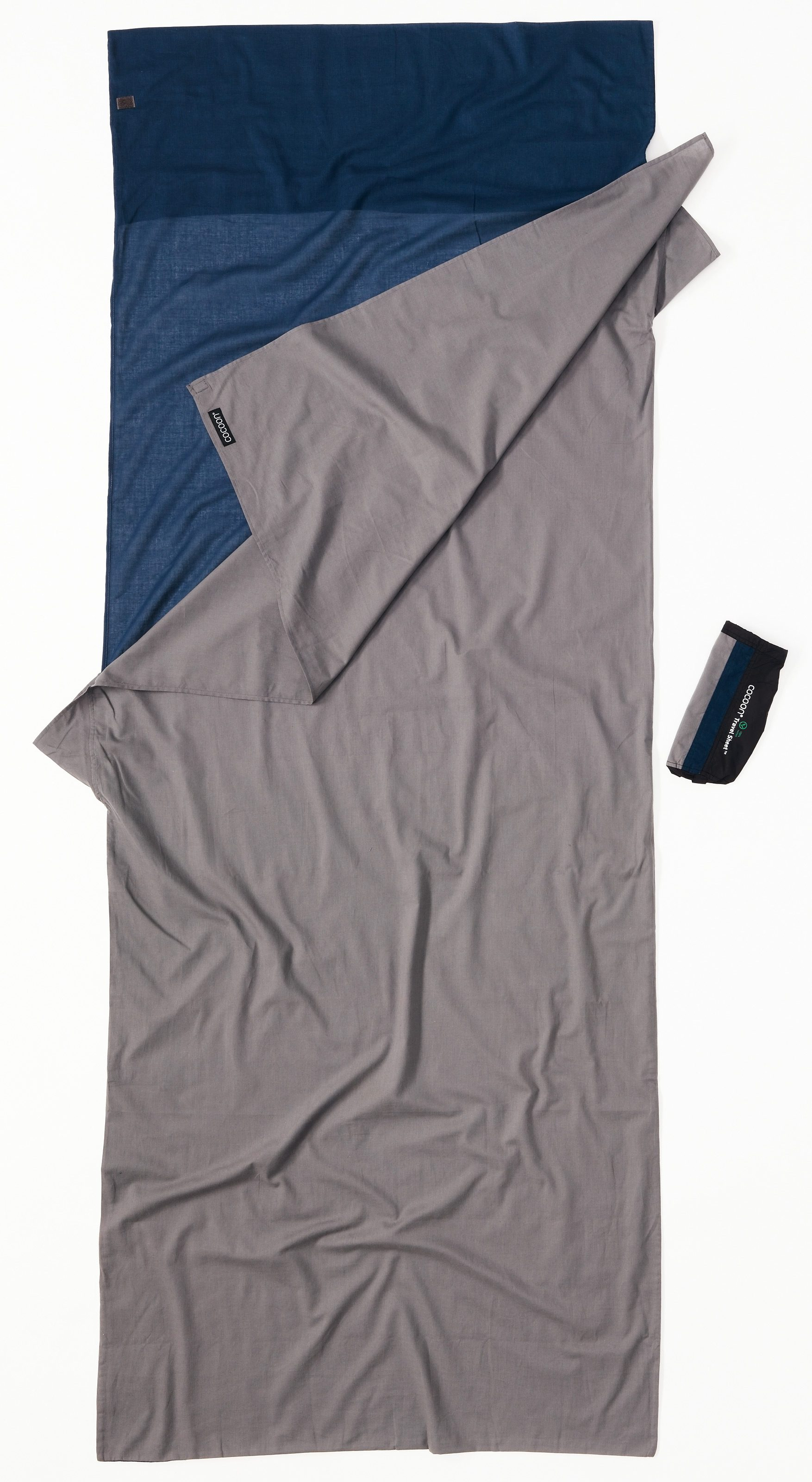 Cocoon Schlafsack »TravelSheet Inlet Cotton«