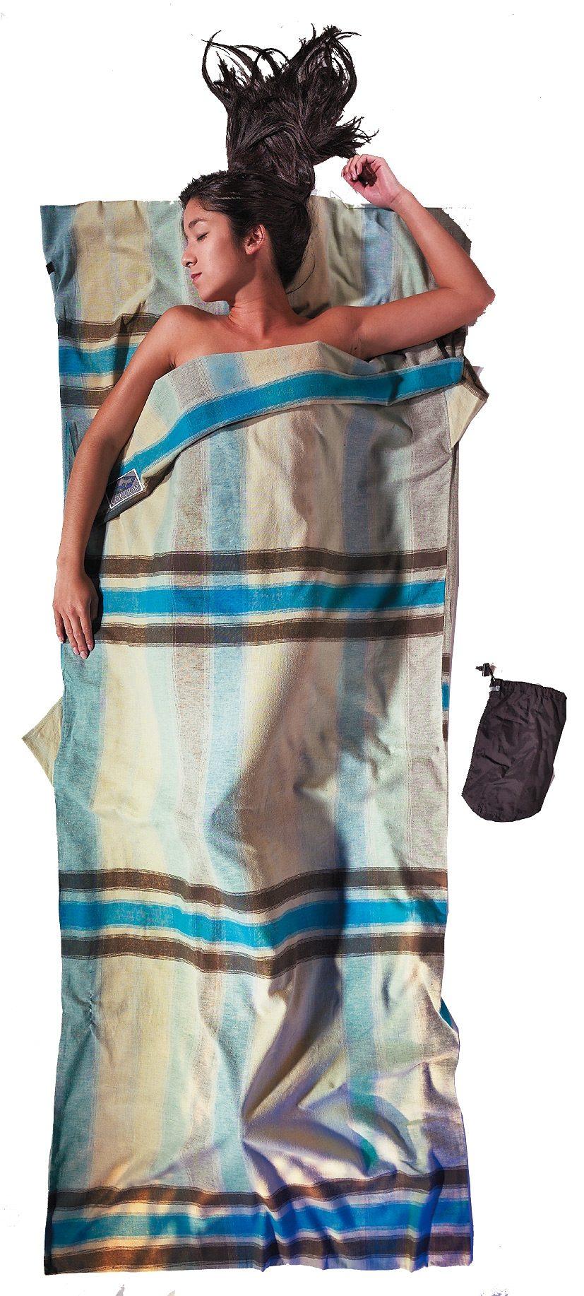 Cocoon Schlafsack »TravelSheet Inlet Cotton Flannel«
