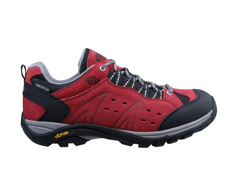 Brütting Outdoorschuh »MOUNT BONA LOW« in rot