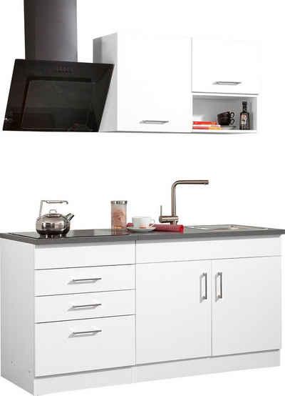 Küchenzeile bis 160 cm online kaufen   OTTO