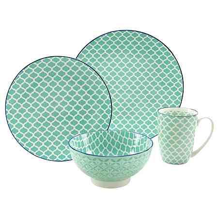 Geschirr: Geschirr-Sets: Geschirr-Frühstückssets