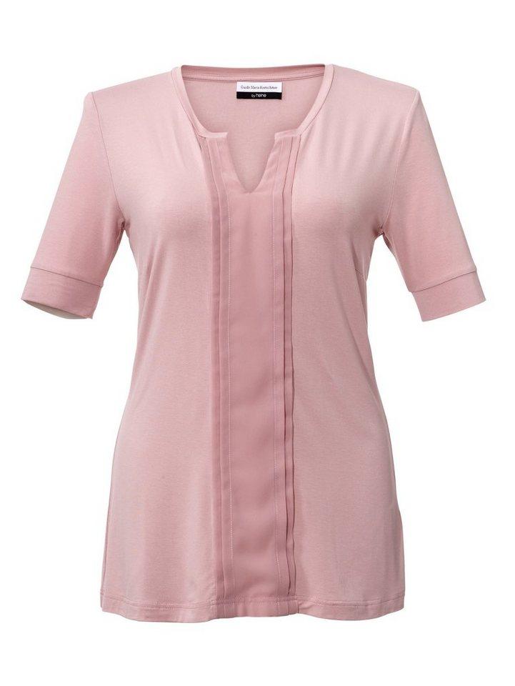 Guido Maria Kretschmer T-Shirt in rosé