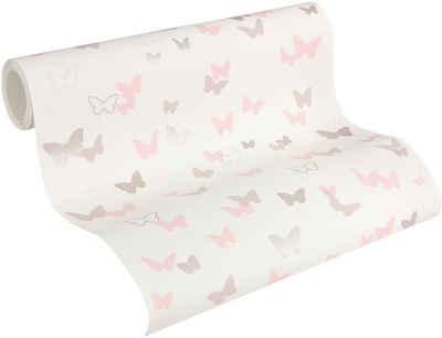 Vliestapete, Living Walls, »Kids 4   Sweet Butterfly«, Schmetterlinge