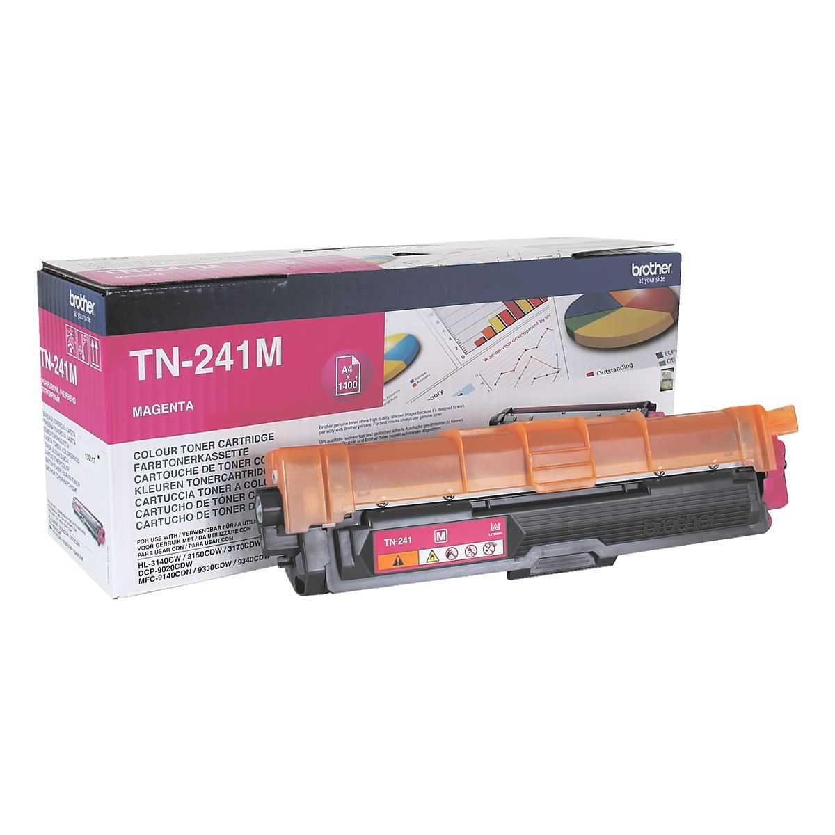 Brother Toner »TN-241M«