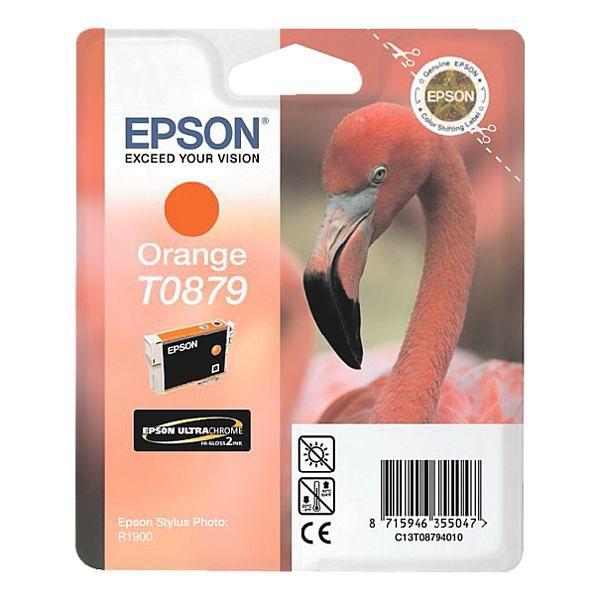 Epson Tintenpatrone »T0879«