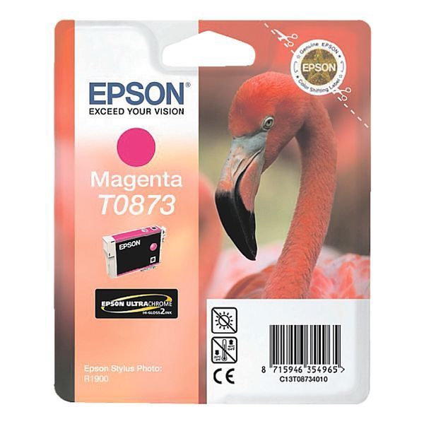 Epson Tintenpatrone »T0873«