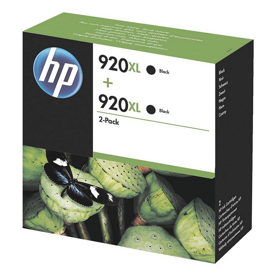 HP 2er-Pack Tintenpatronen »HP D8J47AE« HP 920XL