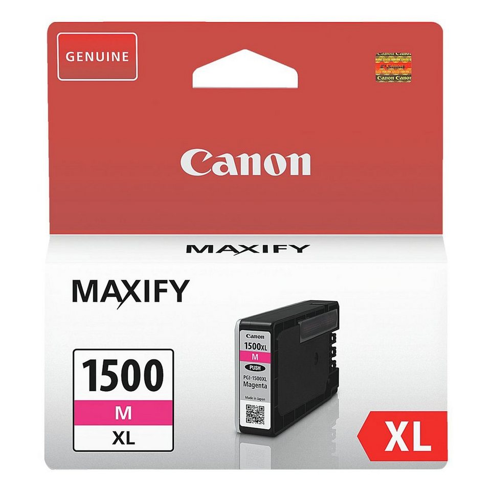Canon Tintenpatrone »PGI-1500XL M«