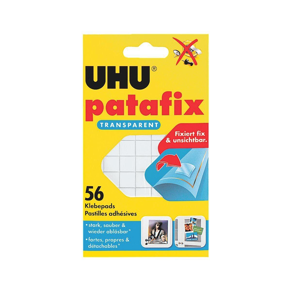 UHU Doppelseitige Klebepads »patafix«
