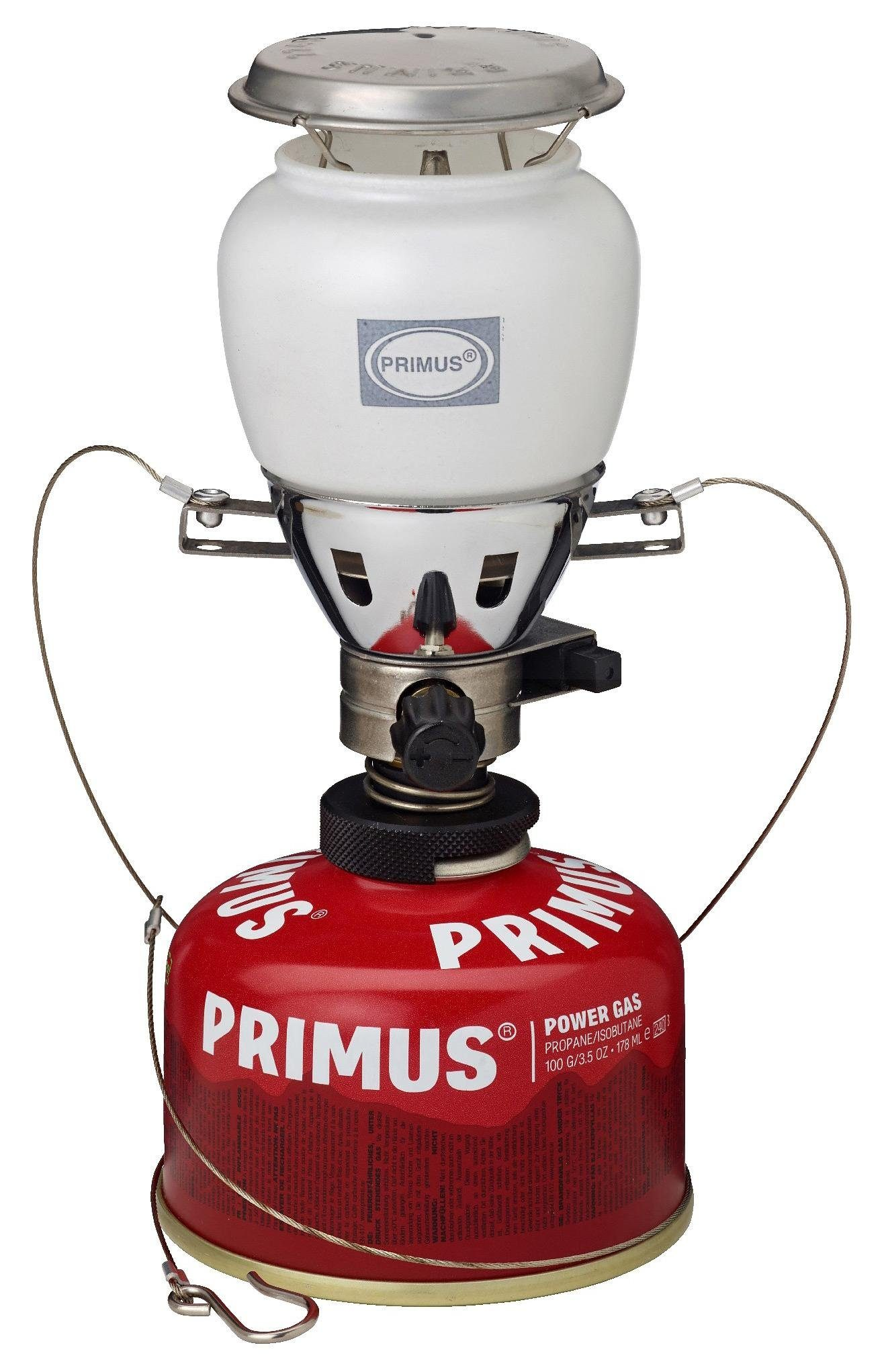 490 Lumen Primus Laterne EasyLight mit Piezoz�ndung