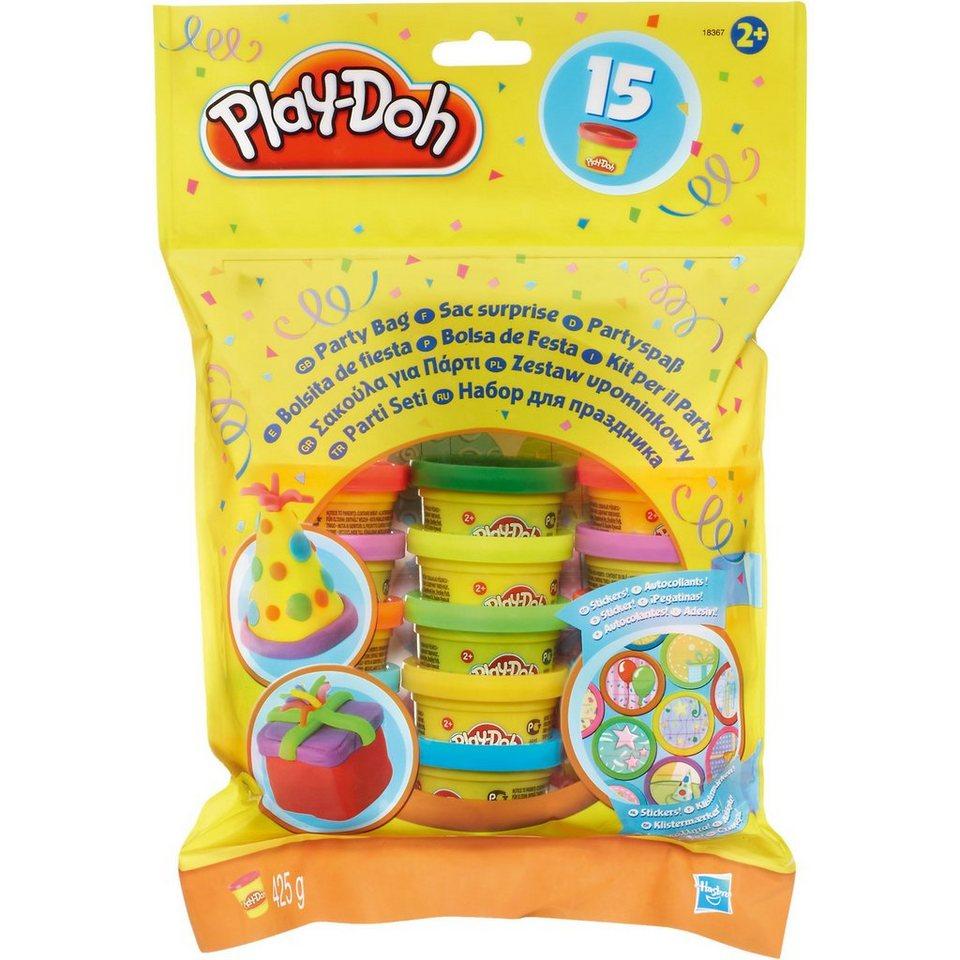Hasbro Play-Doh Partyknete