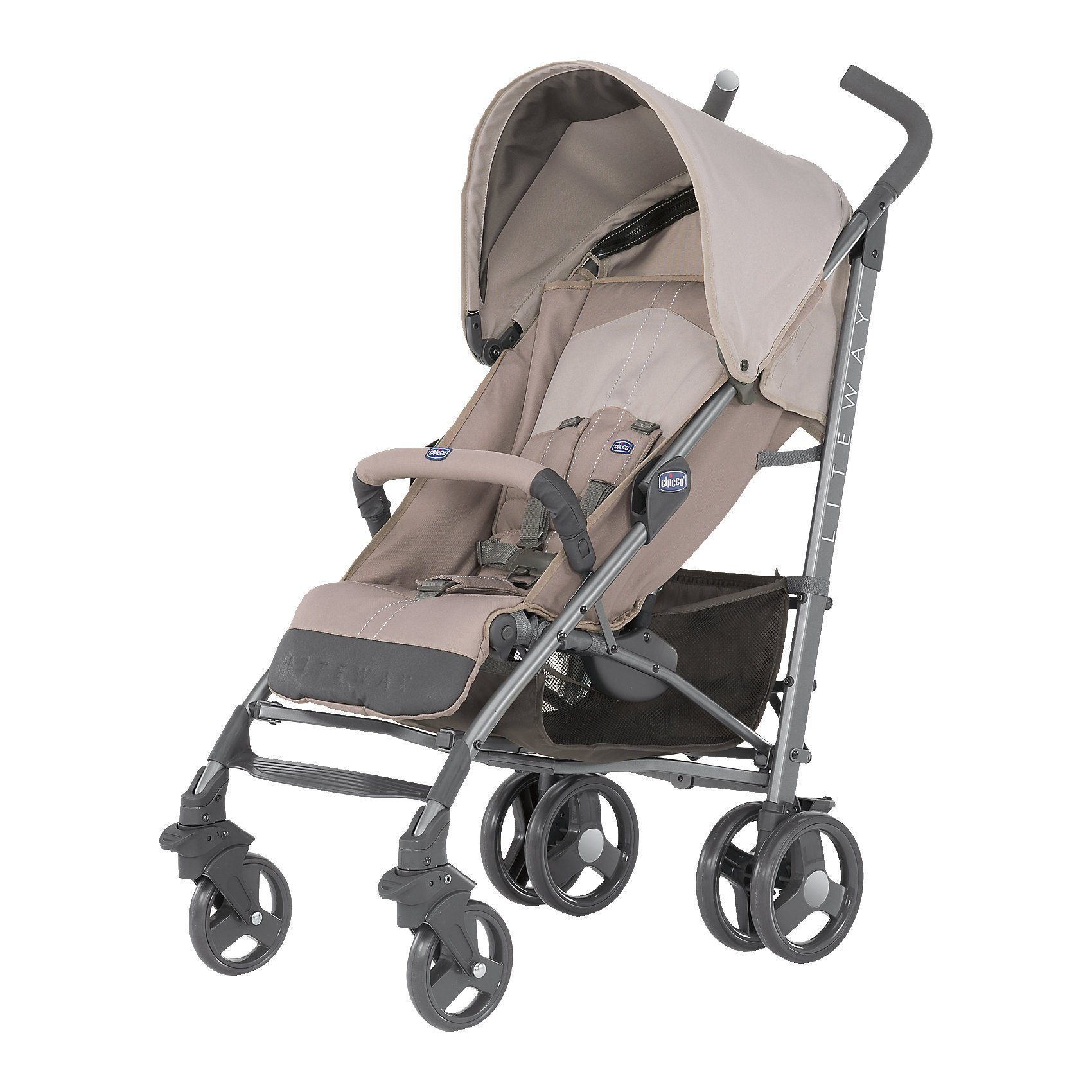 Chicco Buggy Liteway, Premium Line, sand, 2017