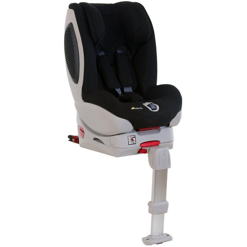 Hauck Auto-Kindersitz Varioguard Plus black/black in schwarz/grau