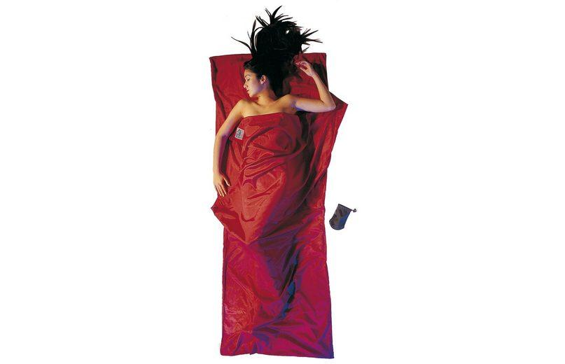 Cocoon Schlafsack »TravelSheet Inlet Silk Cotton«