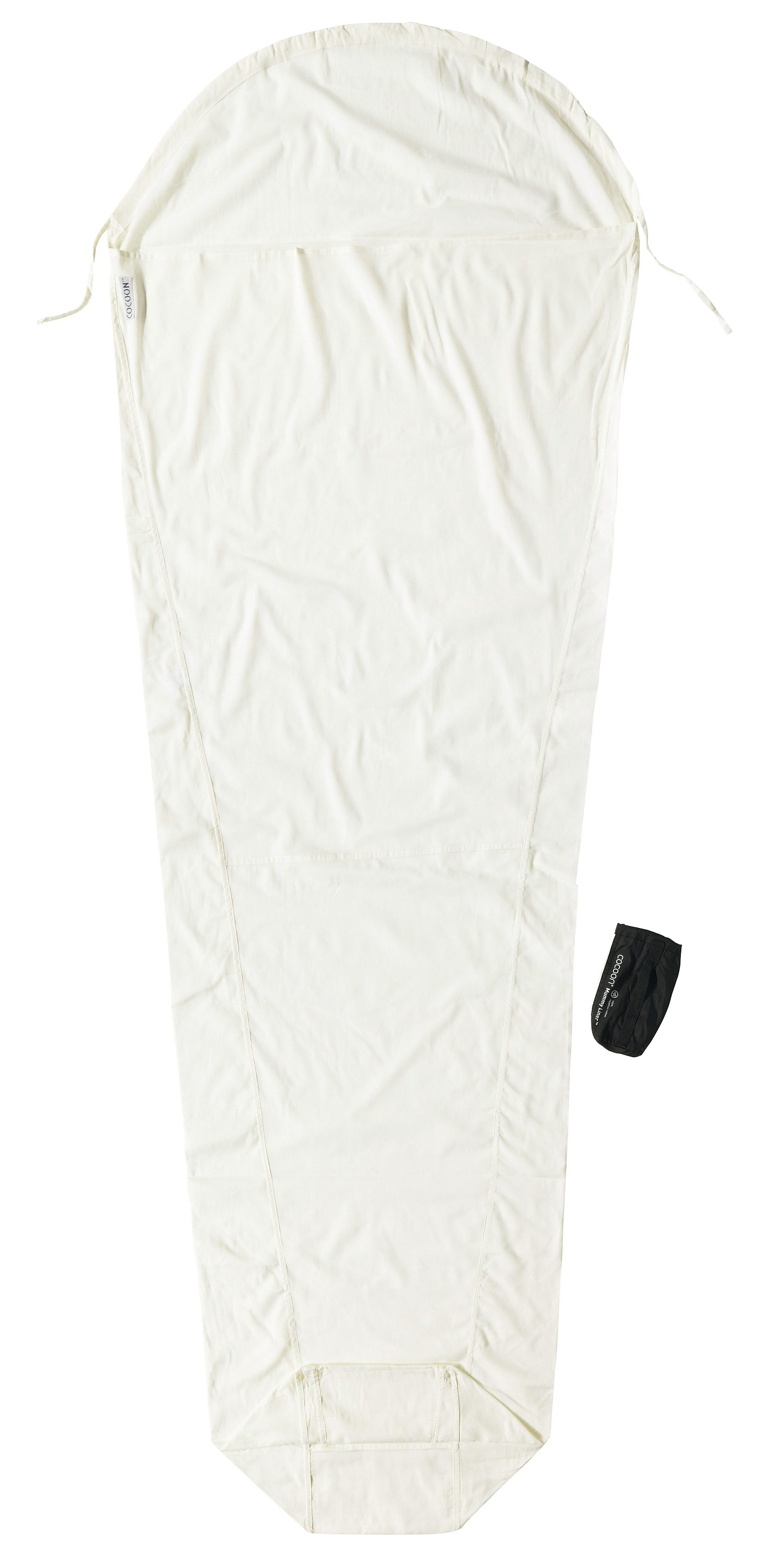 Cocoon Schlafsack »MummyLiner Inlet Egyptian Cotton«