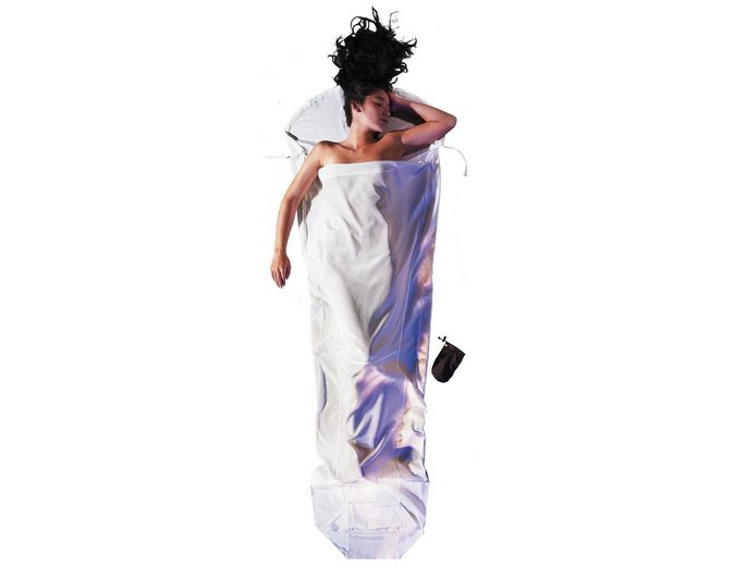 Cocoon Schlafsack »MummyLiner Inlet Silk«