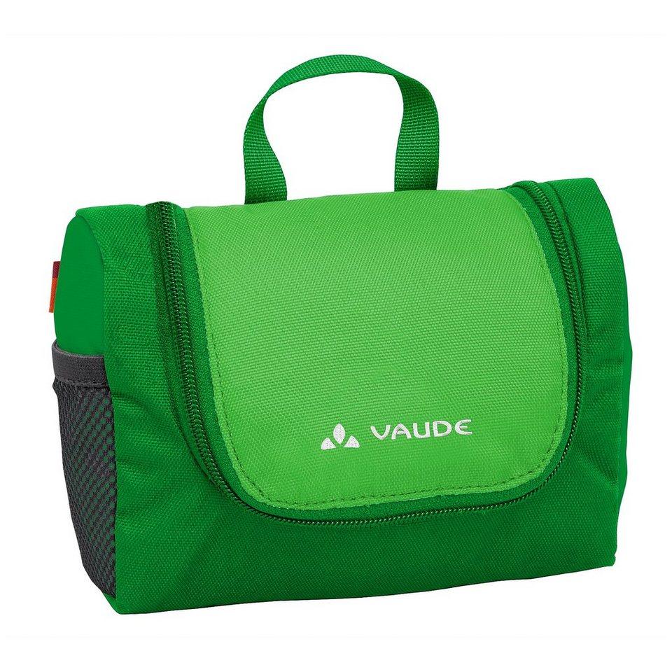 VAUDE Sport- und Freizeittasche »Bobby Toiletbag Kids« in grün