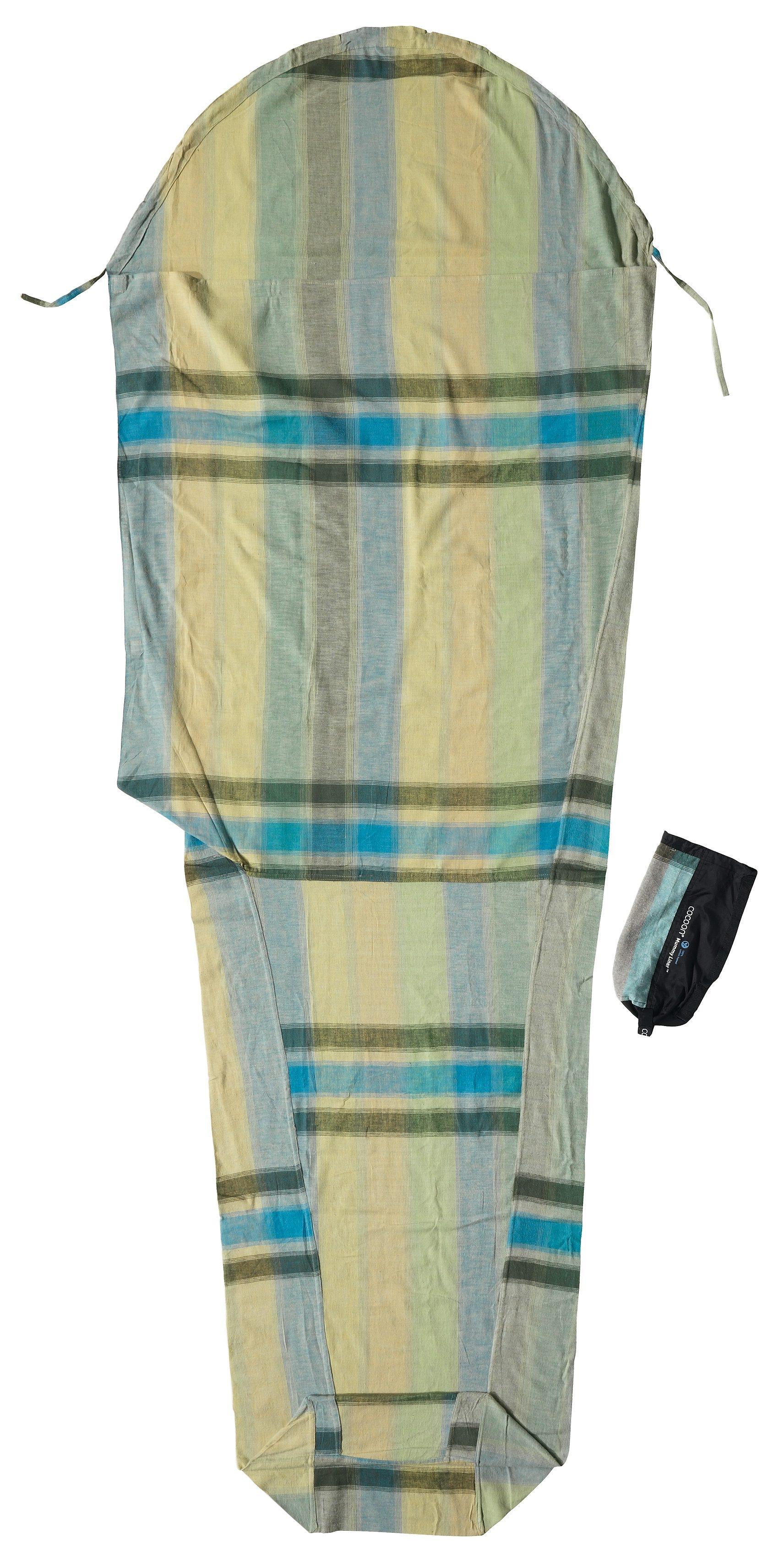 Cocoon Schlafsack »MummyLiner Inlet Cotton Flannel«