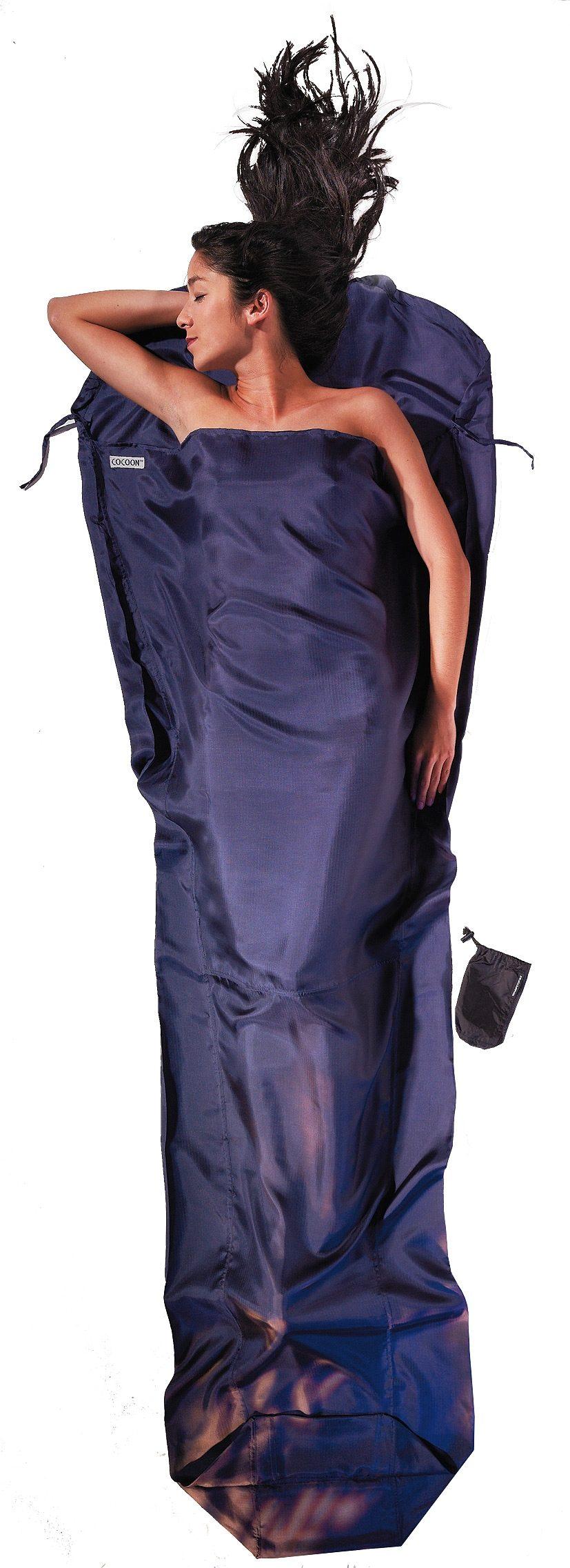 Cocoon Schlafsack »MummyLiner Ripstop Silk«