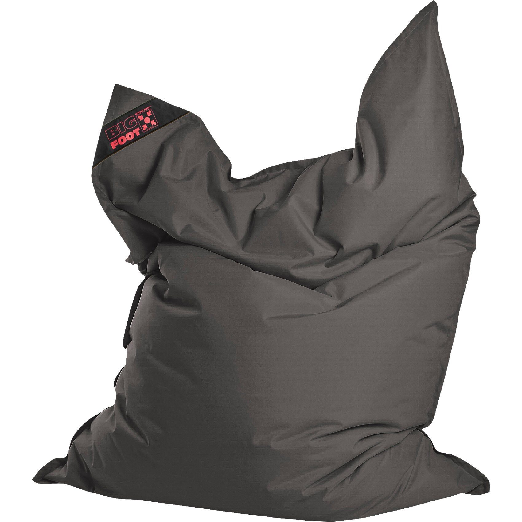 Sitting Point Sitzsack BIGFOOT SCUBA, 130 x 170 cm, anthrazit