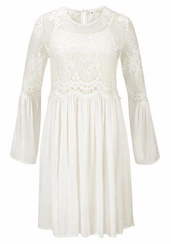 ANISTON CASUAL Nėriniuota suknelė (Rinkinys 2 tlg.)